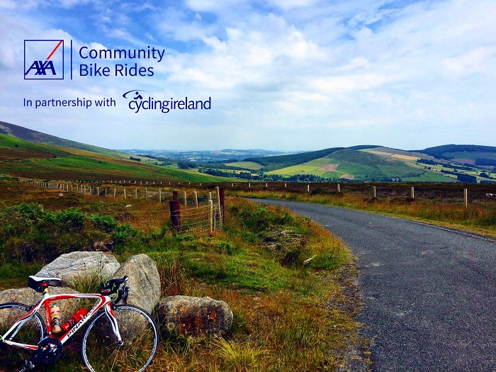 AXA Community Bike Rides – Virtual Solo Cycles