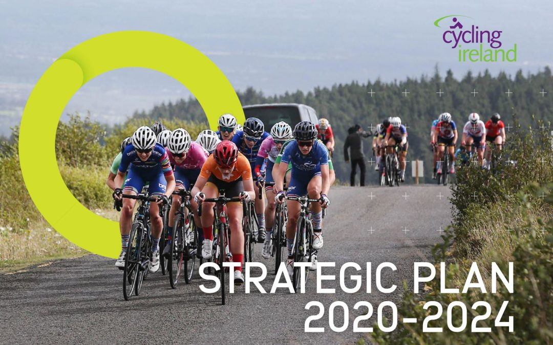Cycling Ireland Launch 2020-2024 Strategic Plan